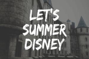 夏ディズニーシー 雨の日の楽しみ方